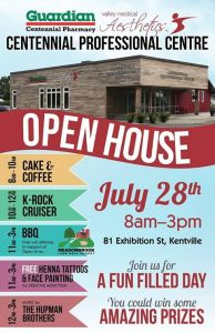 Guardian Centennial Pharmacy Grand Opening ~ July 28th