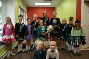 The Tir na nOg Irish Dance Academy ~