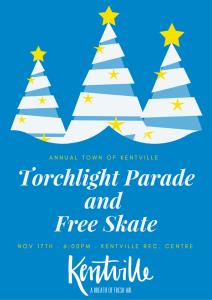 Torch Light Parade ~ November 17th