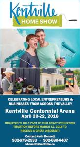 The Kentville Home Show ~ April 20-22