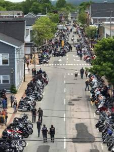 Devil's Half Acre Motorcycle Event … Arrives