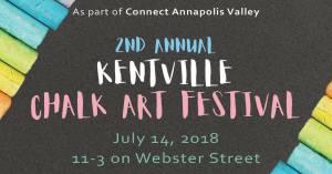 Chalk Art Festival ~ July 14th
