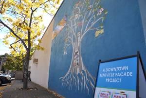 The Mural Project ~ Centre Square