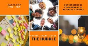 The Huddle – March 28, 2019