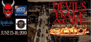Devil's Half Acre Motorcycle Event – Map & Schedule