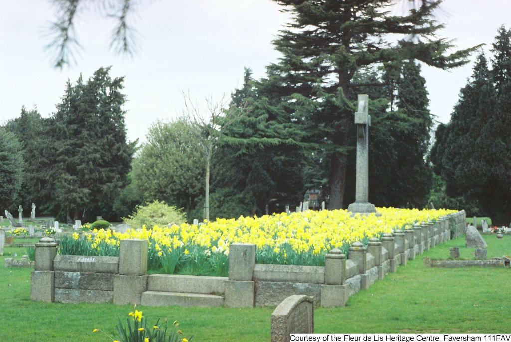 111FAV - Love Lane Cemetery