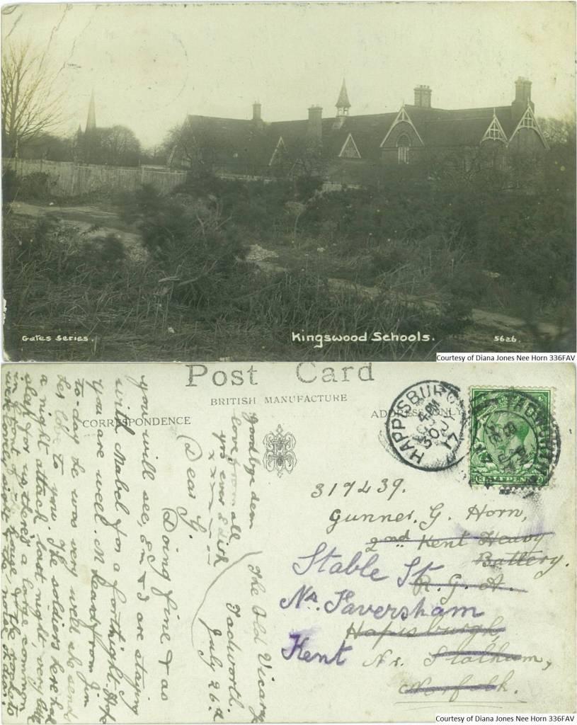336FAV – Kingswood Schools (Front & Back)