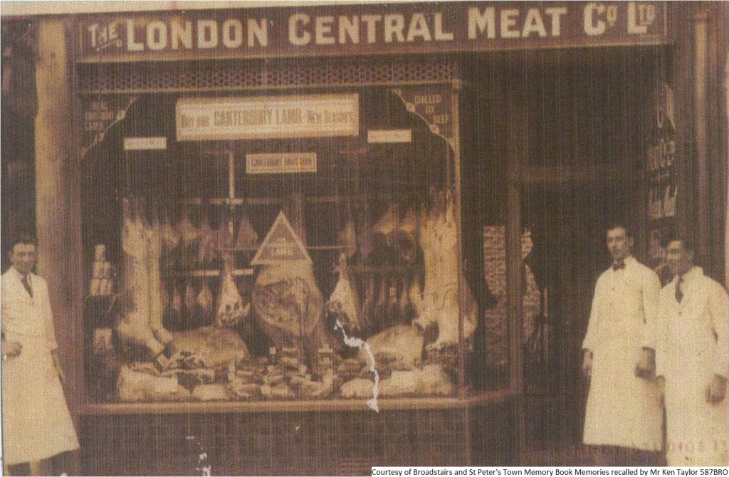 587BRO - The London Central Meat Co Ltd
