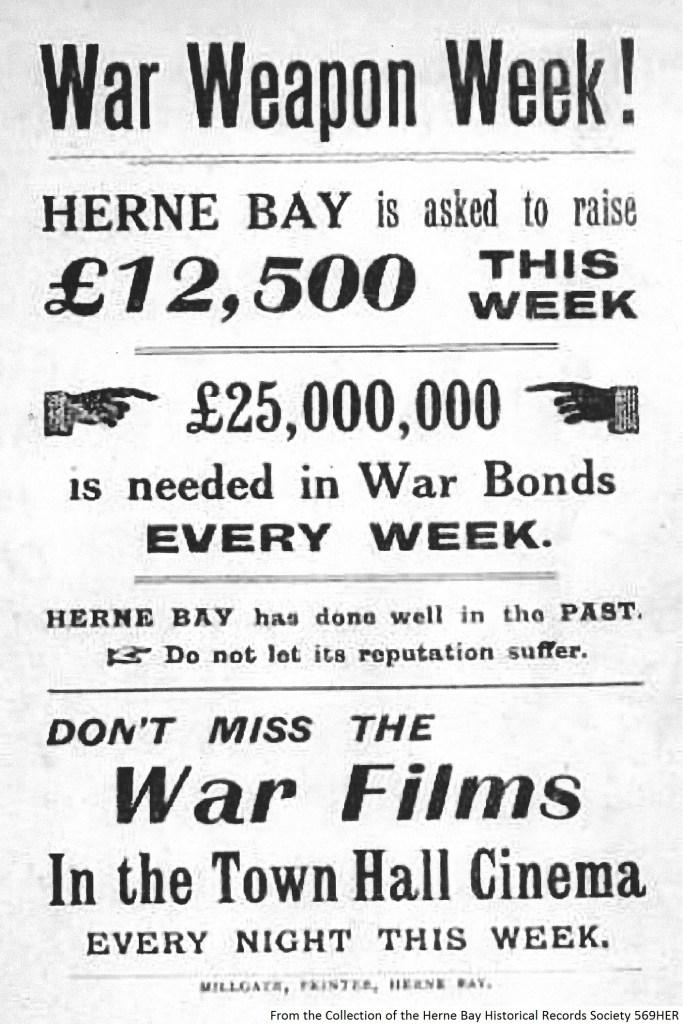 569HER - WW1 - War Weapons Week 2