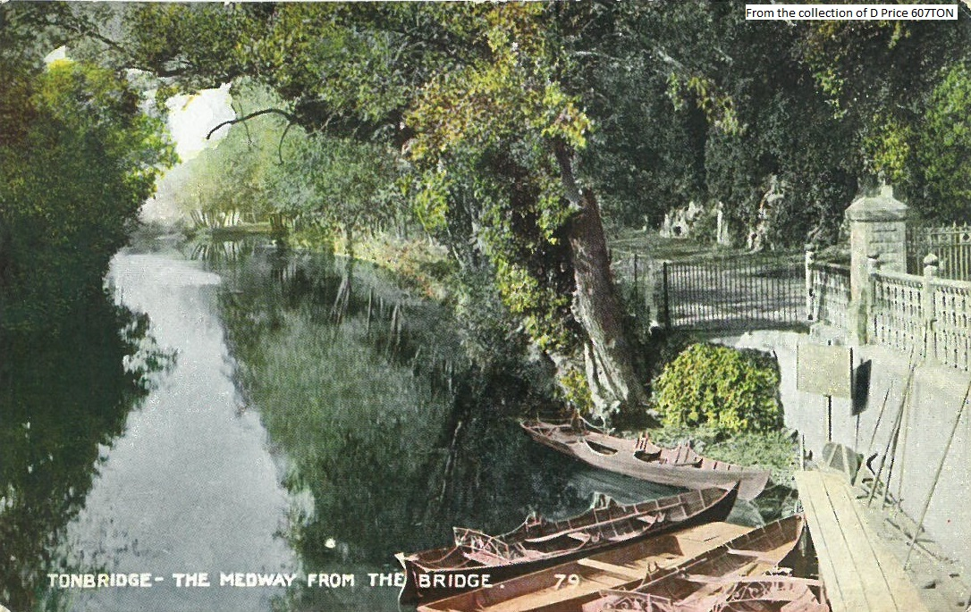 The Medway in Tonbridge