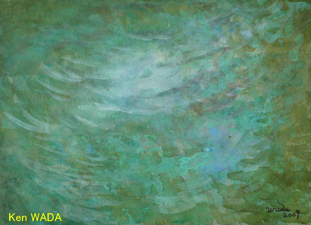 Surface de l'eau 5