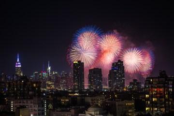 World's best fireworks