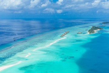 The most Instagrammed places in the Maldives