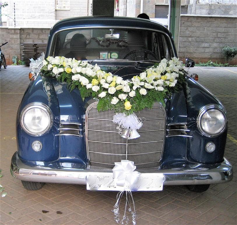 The Wedding Car Decorators Jk Florists