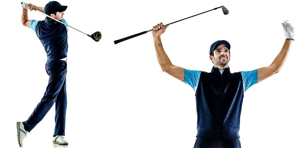 How To Achieve A Correct Golf Posture With Phera Jai ?️