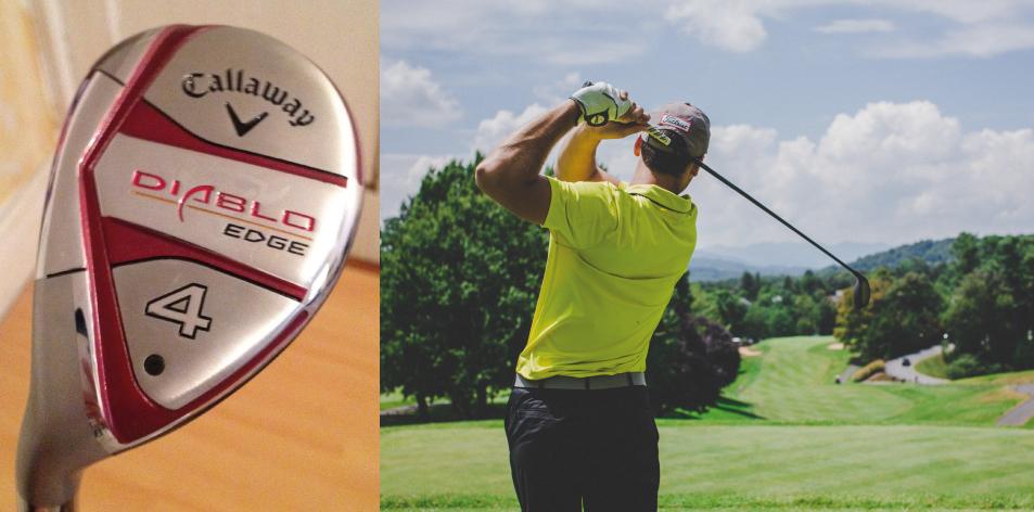 Featured Golf Hybrid golf clubs