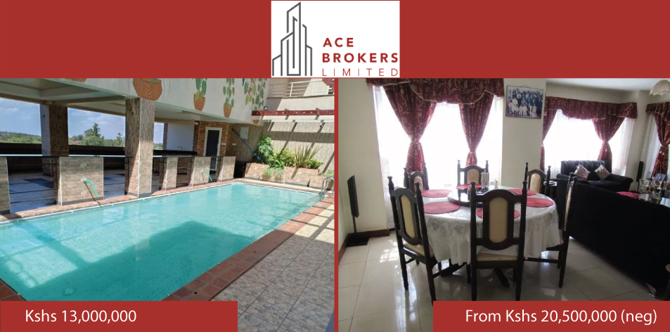 Ace Brokers Limited- Properties In Parklands For Sale!!