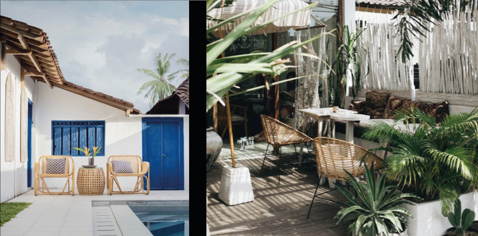 4 Different Outdoor Looks - H&S Homes & Gardens
