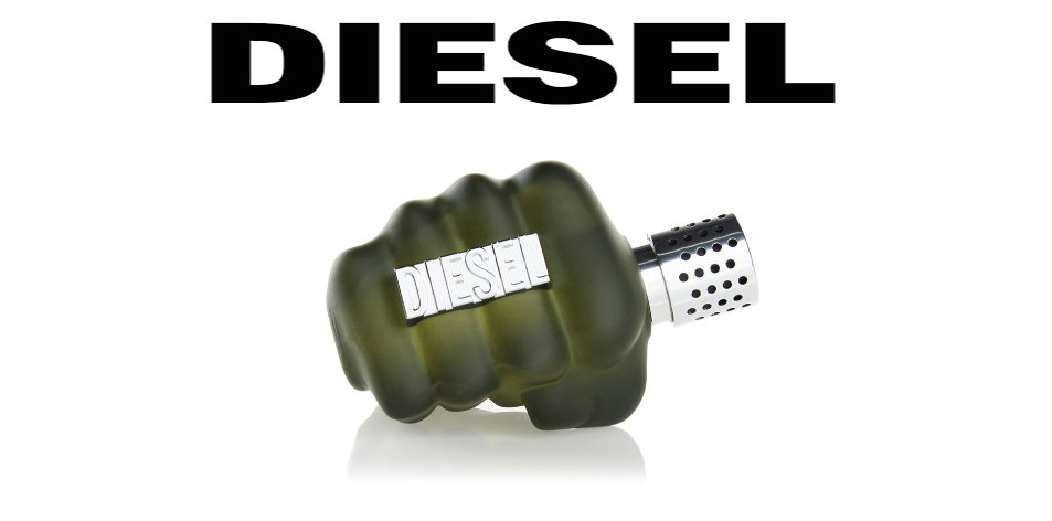 H&S Recommended Perfume Of The Week Issue 60, For Him- DIESEL- ONLY THE BRAVE WILD