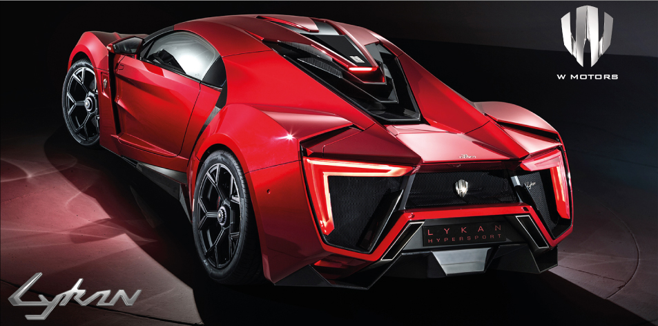 H S Magazine Car Of The Week Issue 61 Lykan Hypersport The First