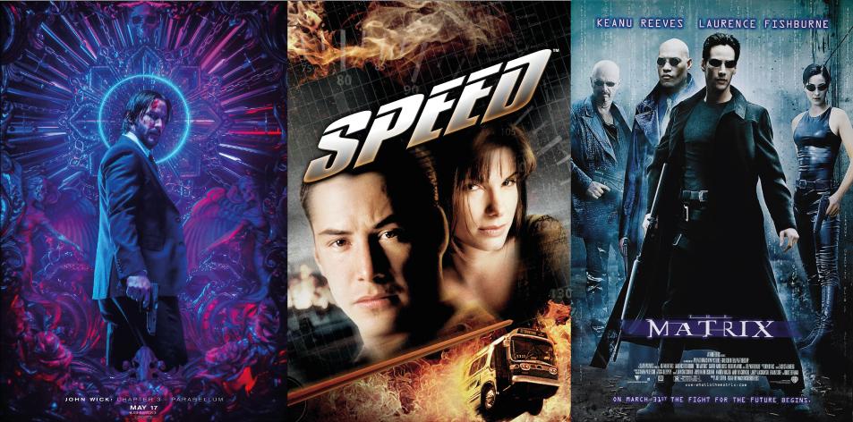 H&S Play & Win- Win Cinema Tickets With Anga Cinemas: Issue 60- Keanu Reeves