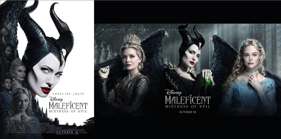 ANGA IMAX- 18th-24th Oct 2019- MALEFICENT