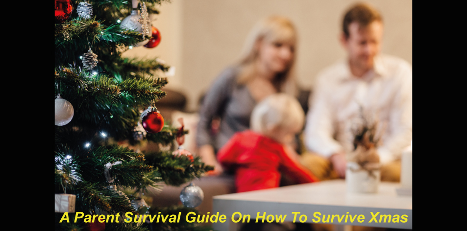 A Parent Survival Guide On How To Survive Xmas