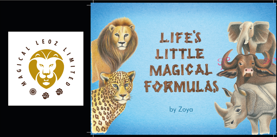 MAKE LIFE MAGICAL with Life's Little Magical Formulas by Zoya.