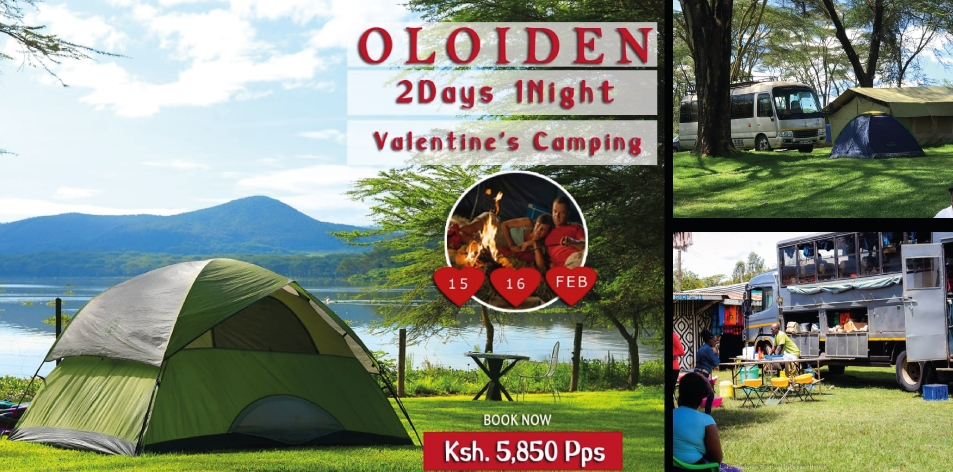Budget Holiday Package Of The Week: Explore Kenya- 2 Days Naivasha Camping Trip, 15th Feb 2020 @ 5,850Kshs