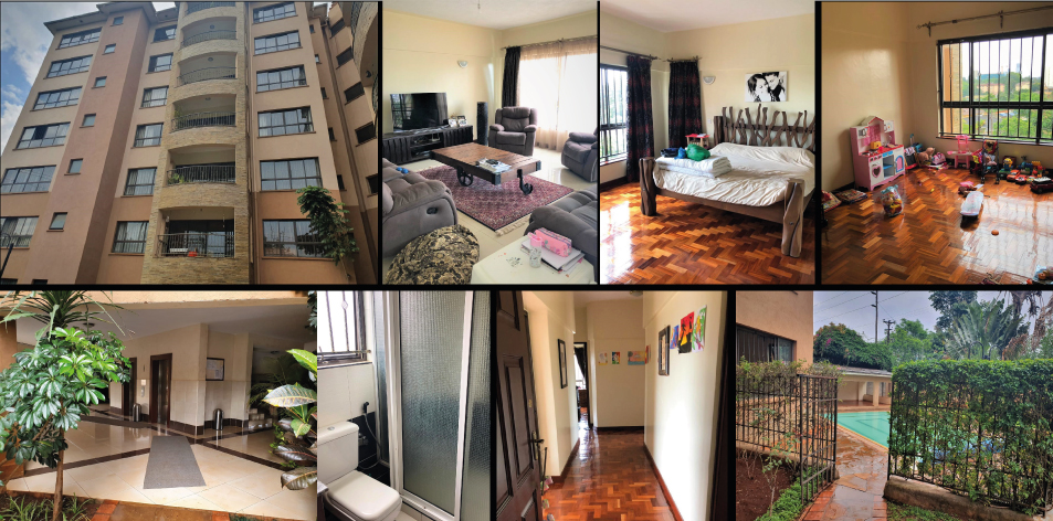 4 Bedroom Apartment All Ensuite Along Lower Kabete and Brookside Drive- Rental Starting From 180k Inclusive Of Service Charge