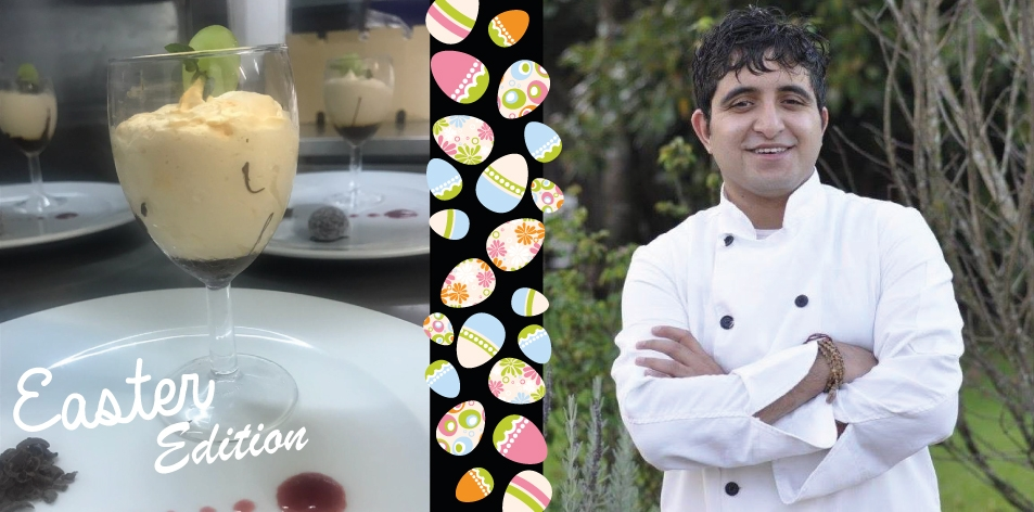 Whisky Mousse By Chef Aakshar Joshi – H&S Easter Recipe Of The Week