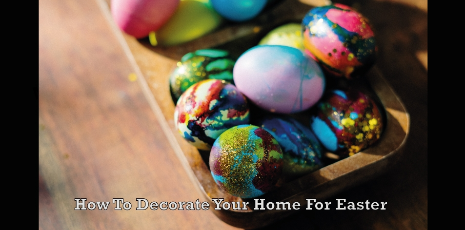 Decorating Easter