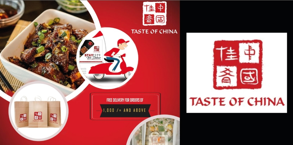 Taste Of China- Wishes You A Ramadan Mubarak- We Are Opened For Takeaways & Deliveries!