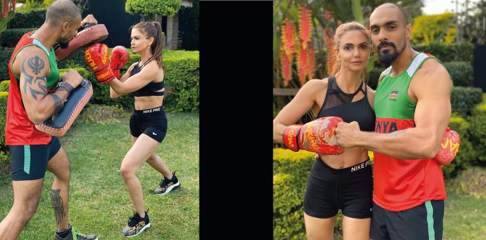 5 Week Full Body Transformation Challenge With Shiv Singh & Sapna Dadhley