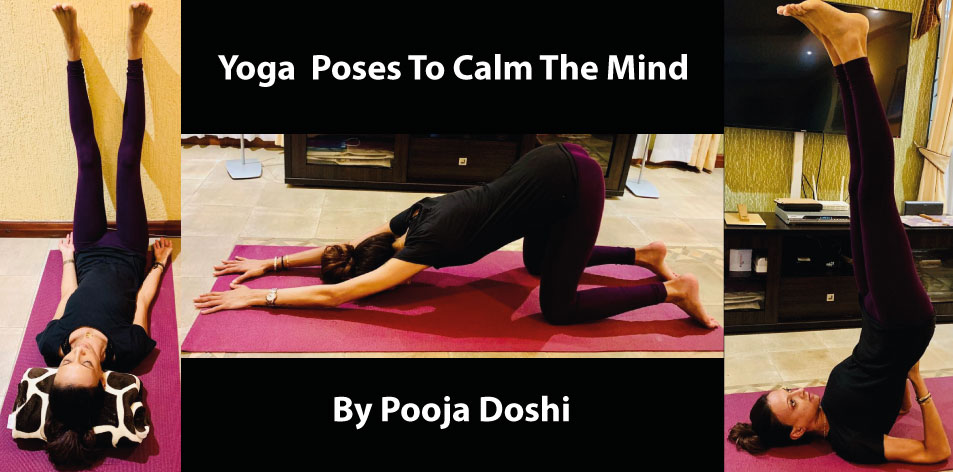 Yoga To calm the mind
