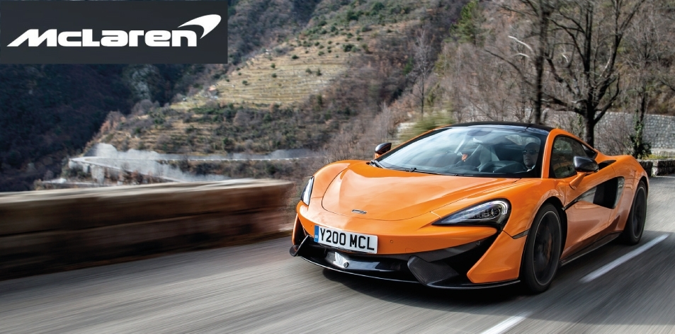 H&S Magazine Vehicle Of The Week- The McLaren 570S