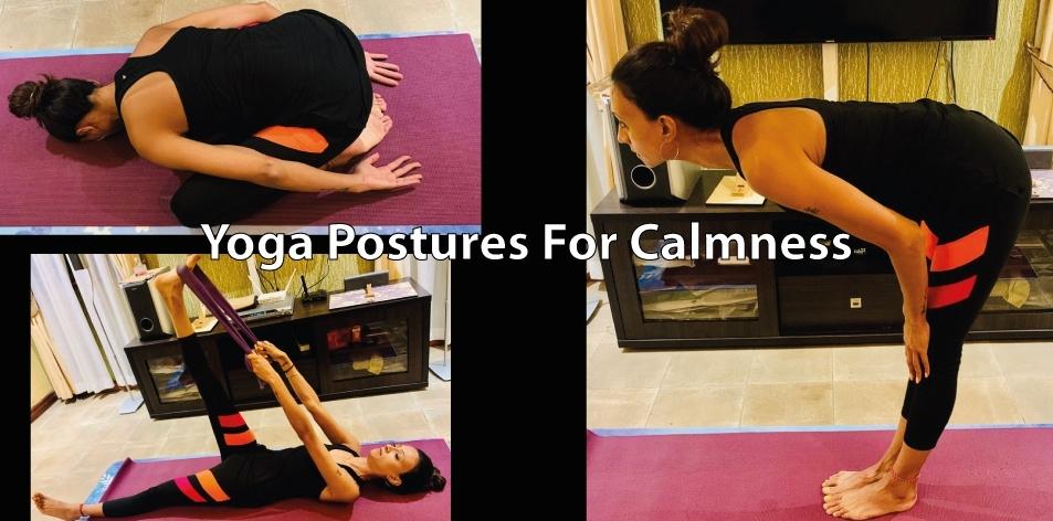 yoga for calmness