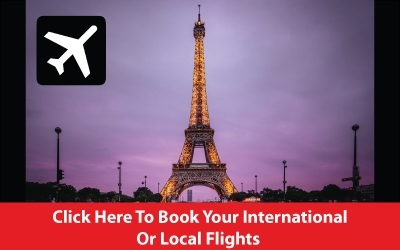H&S Flight Booking Portal