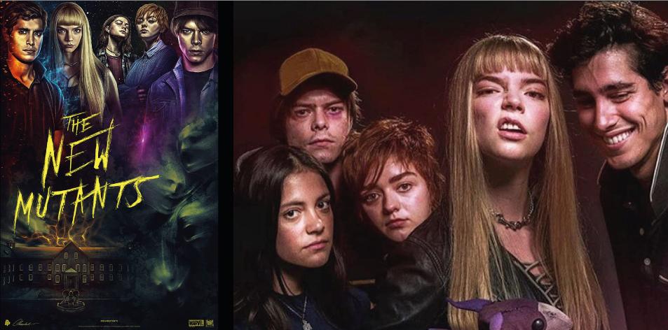 ANGA Diamond- Diamond Plaza 2 Cinema- 9th-15th October 2020- The New Mutants