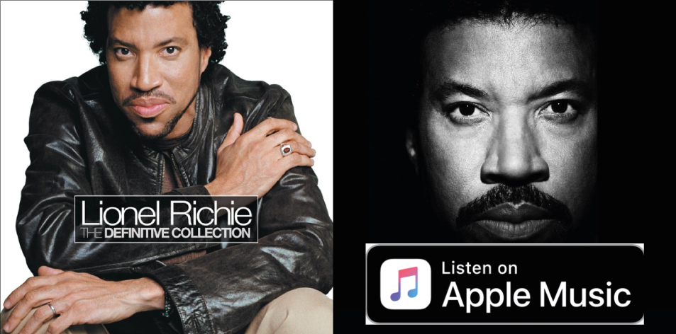 Apple Music- H&S Magazine's Best Artist Of The Week- Lionel Richie- The Definitive Collection