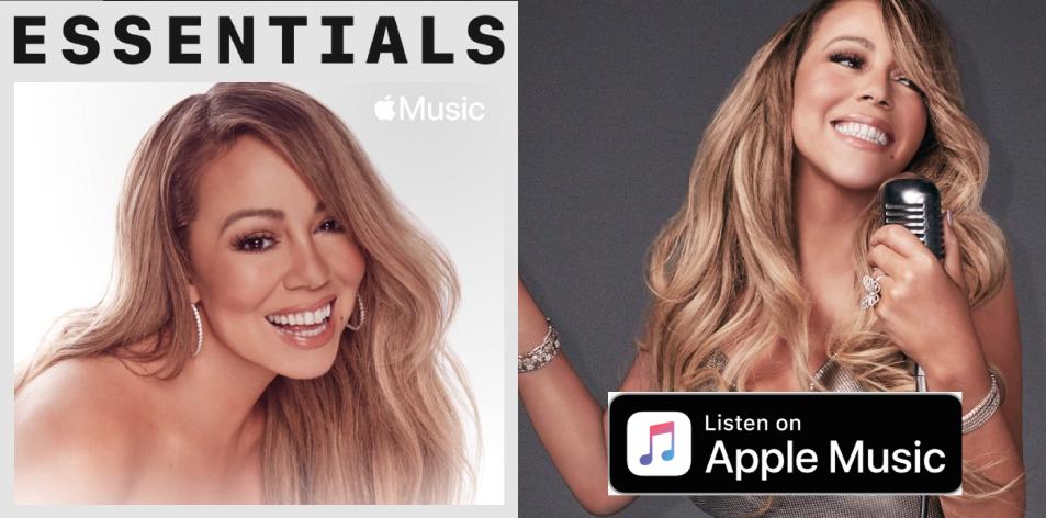 Apple Music- H&S Magazine's Best Artist Of The Week- Mariah Carey Essentials