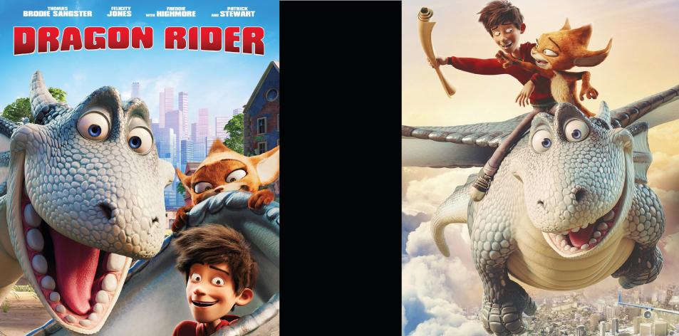 ANGA Diamond- Diamond Plaza 2 Cinema- 13th-19th November 2020- DRAGON RIDER