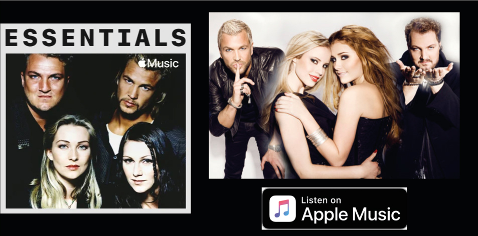 Apple Music- H&S Magazine's Best Artist Of The Week- Ace of Base Essentials