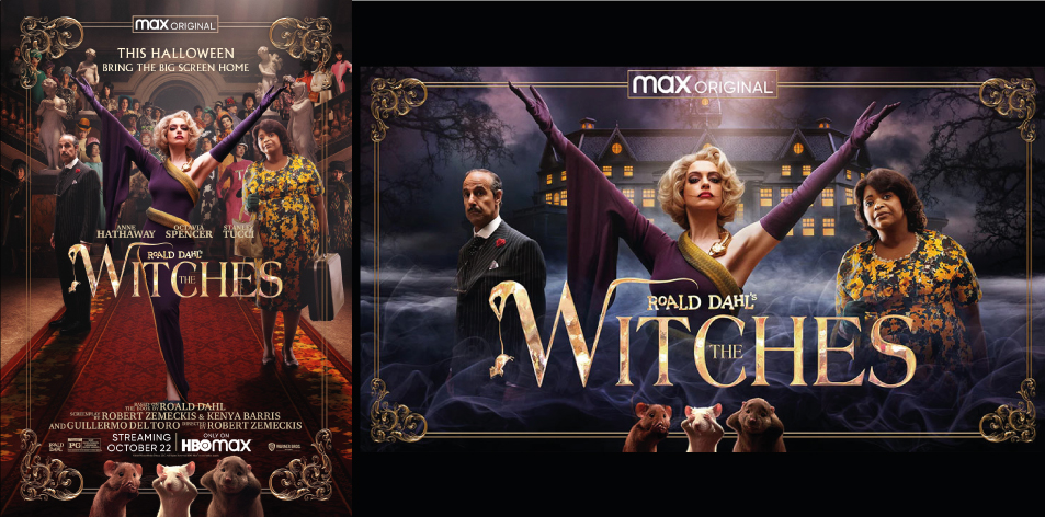 MEGA CINEMAS KISUMU CINEMA GUIDE: 27th Nov-3rd December 2020- The Witches