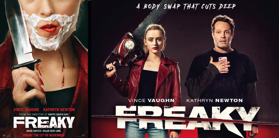 PRESTIGE PLAZA CINEMA- 20th-26th October 2020- FREAKY
