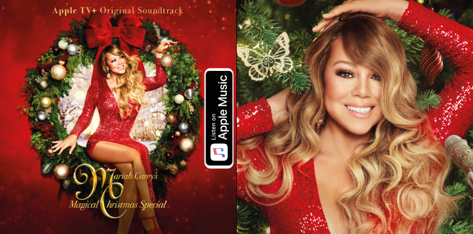 Apple Music- H&S Magazine's Best Artist Of The Week- Mariah Carey's Magical Christmas Special (Apple TV+ Original Soundtrack)