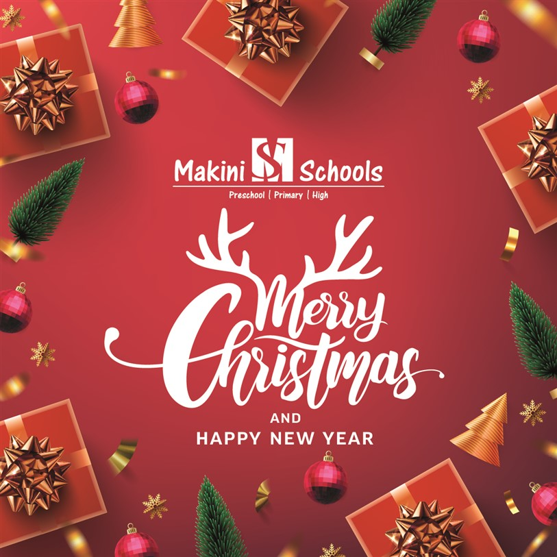 Makini Schools Merry Christmas