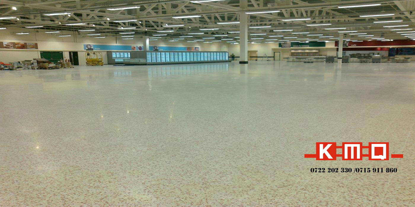 Terrazzo Commercial Flooring Kenya Marble Quarries Ltd Kmq