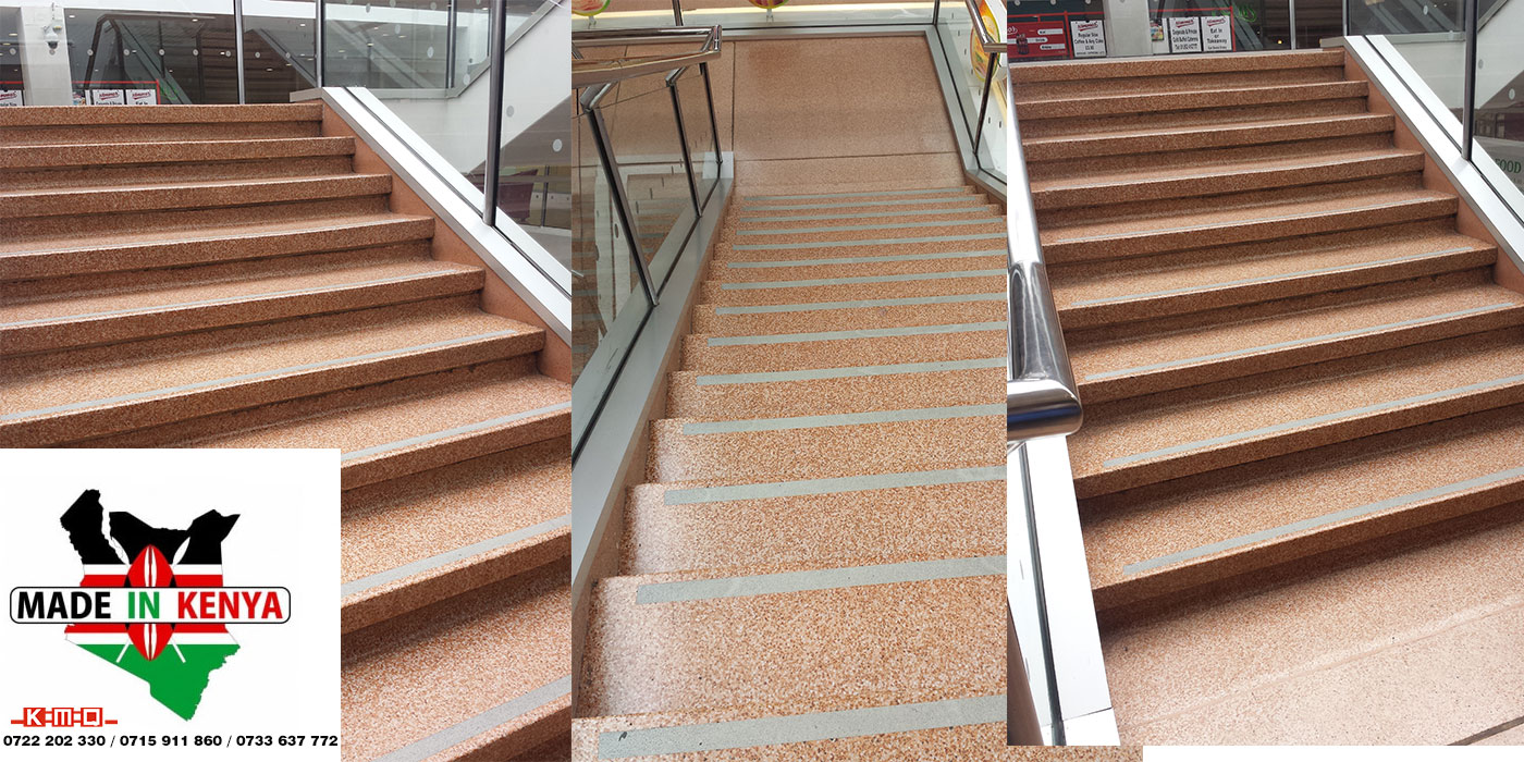 Terrazzo Staircases Are A Durable Product That Is Ideal For High Traffic  Areas Including Public Internal Or External Location. Terrazzo Stairs Are  Uniform ...