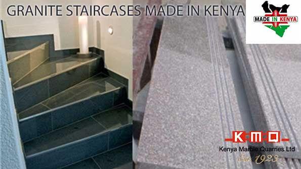 Granite Staircases Kenya Marble Quarries Ltd Kmq
